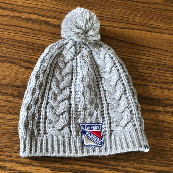 47 Accessories - New York Rangers NHL women s knit hat f580de840
